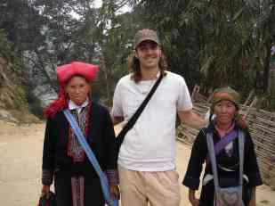 My two hilltribe guides