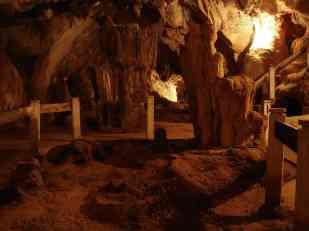 Caves around Vang Vieng