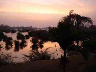 Sunrise on Don Det