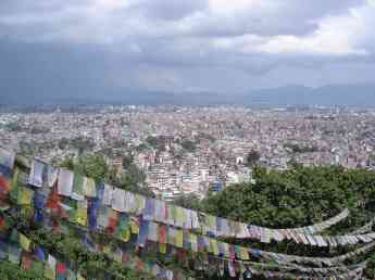 The sprawling KTM Valley
