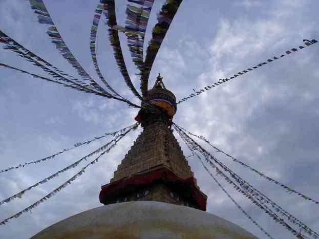 Bohdnath Stupa