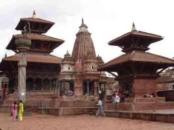 Patan's Durbar Sq