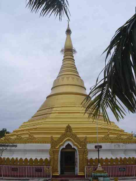 The Buddhist temples of the world in Lumbini