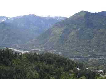 The Kullu Valley