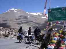 Our second pass; Baracha La