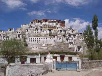 A stunning gompa