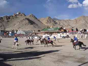 Polo in Leh