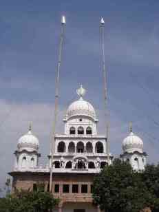 My gurdwara