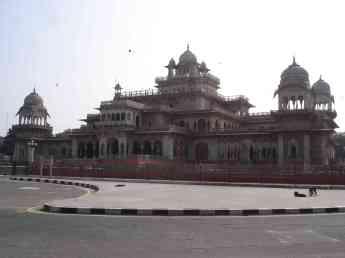 An impressive museum in Jaipur