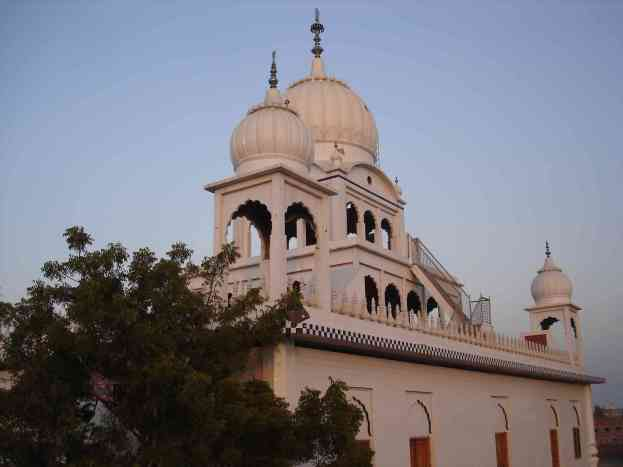 Yet another gurdwara
