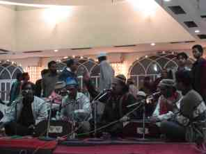 Qawwali open mic night