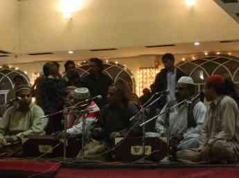 Qawwali open mic night
