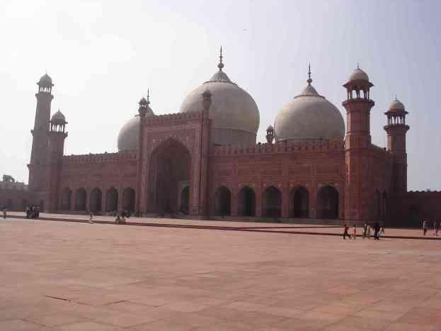Badshahi Masjid; epic