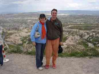 Ma & me