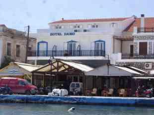 Levos, Greek Islands